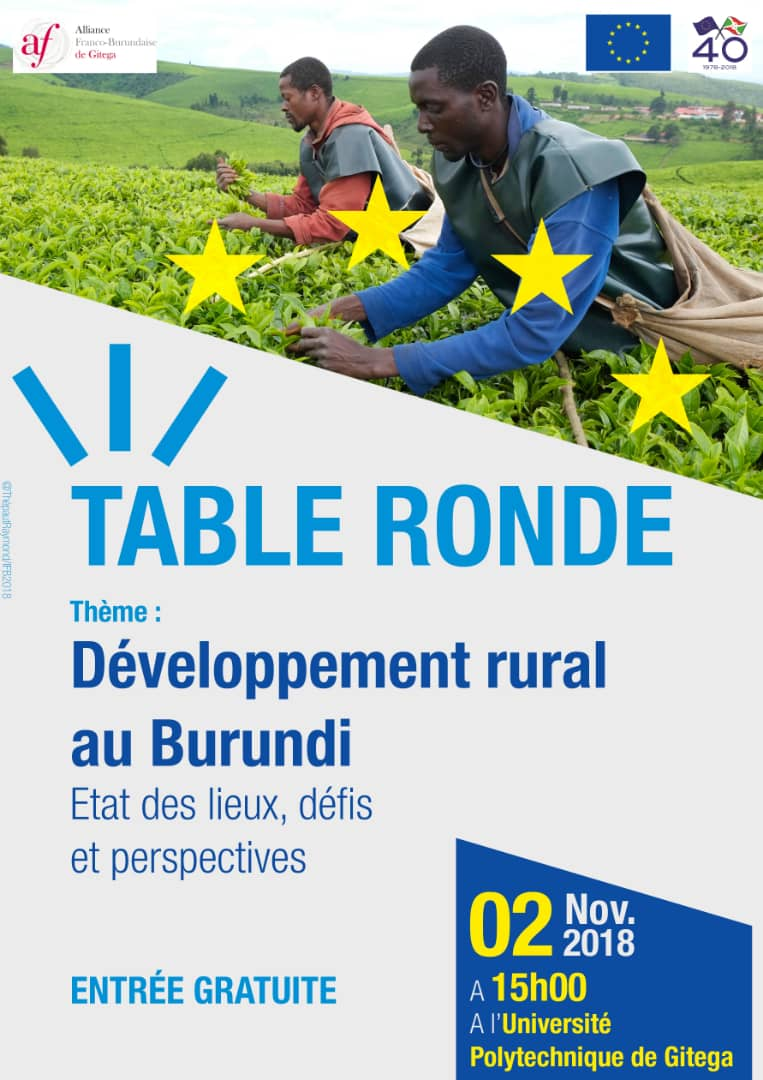 UPG - Table Ronde